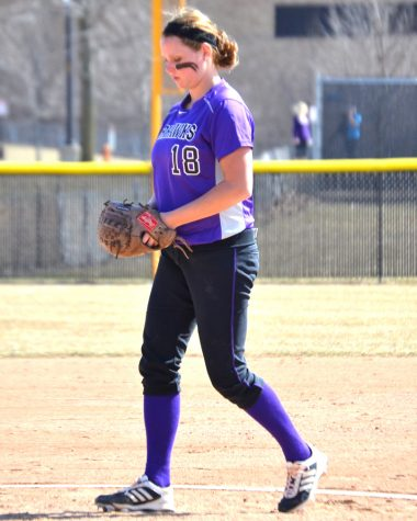 Softball: 'Hawks look toward Titans
