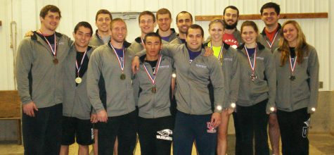 Weightlifting Club: UW-W lifters send 14 athletes to State