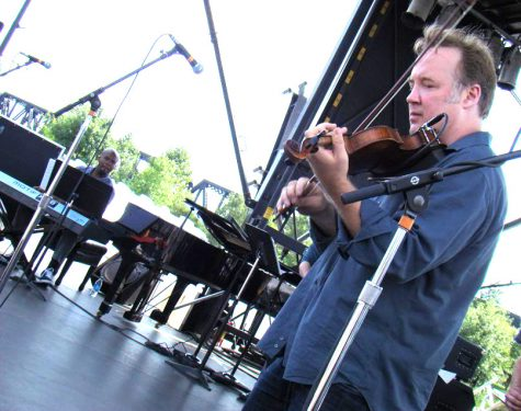 Jazz it up with Howes two-day music residency