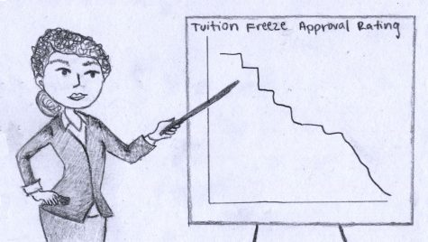 Long-term solution more important than tuition freeze