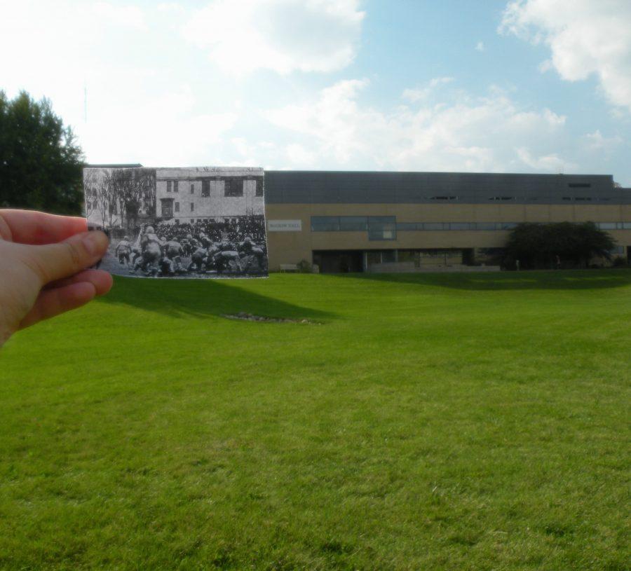 Green+space+v.+Hamilton+Gymnasium