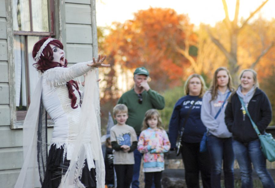 Old World Wisconsin gives spooky haunt