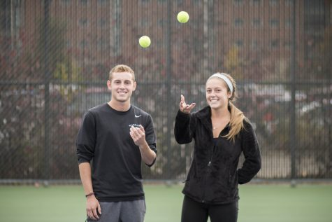 Siblings shine on the court