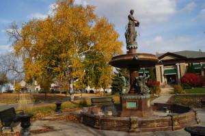Birge Fountain