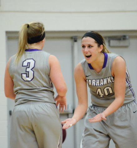 Young Warhawks endure rough start to season