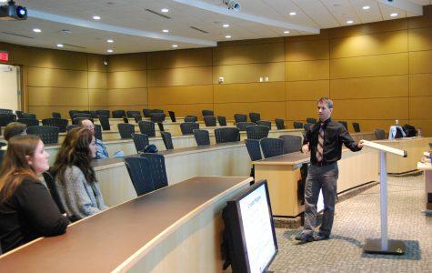 COBE dean briefs on grad programs