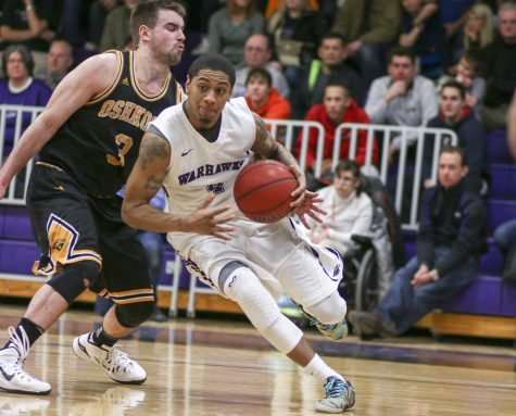 Warhawks fly on top of WIAC