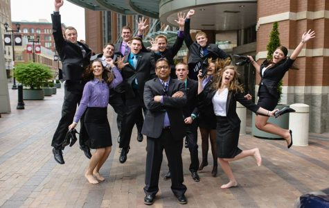 Student org scores big in National Expo