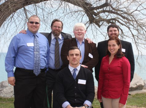 History Honor Society wins three awards at conference