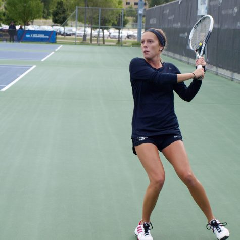 Experienced youth look to lead tennis squad