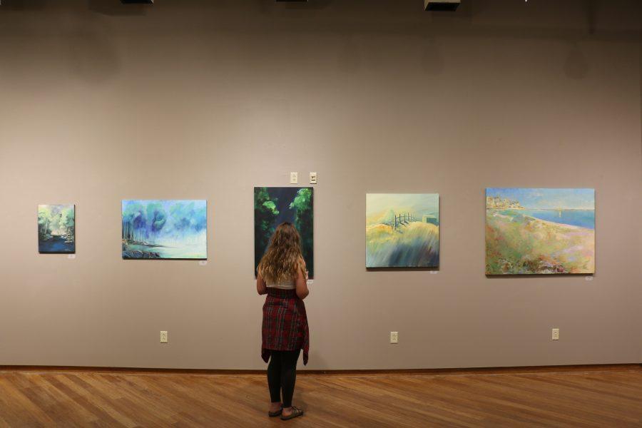Exhibit focuses on student perception