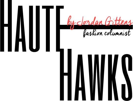 Haute Hawks: solid suits leave good impression