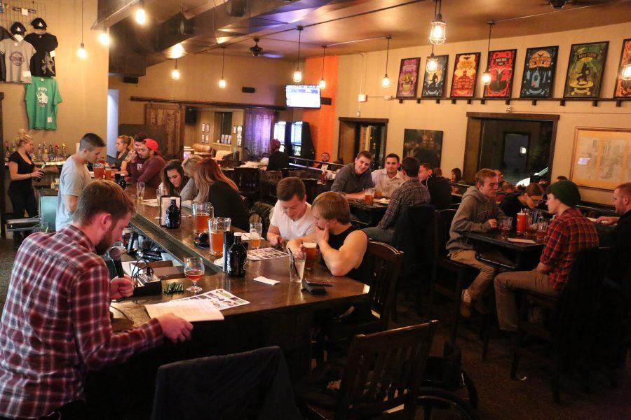 Trivia nights give students alternative downtown fun