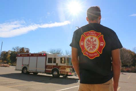 Pi Kappa Alpha hosts first-annual fire truck pull