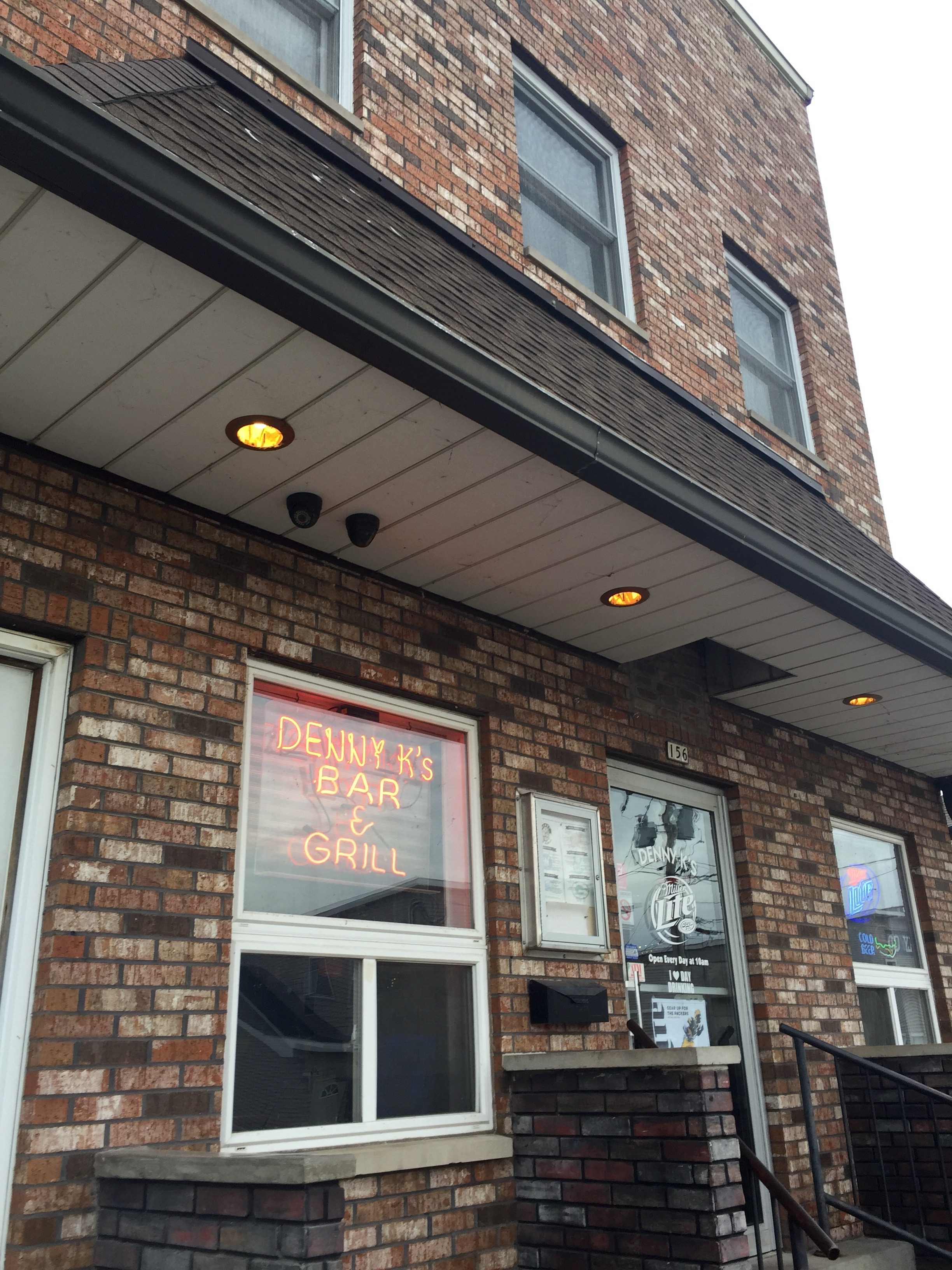 Denny K's Bar and Grill is a local hotspot for seasonal drinks and good times.   Photo by Jordan Moser