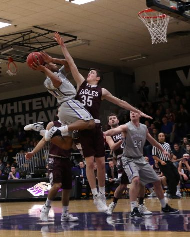 Consistency on defense gives Warhawks issues