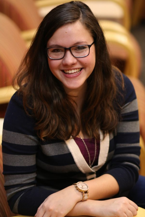 Column by  Amber Levenhagen Photo Editor