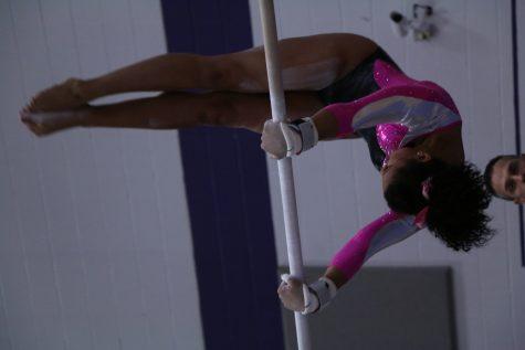 Gymnasts set records