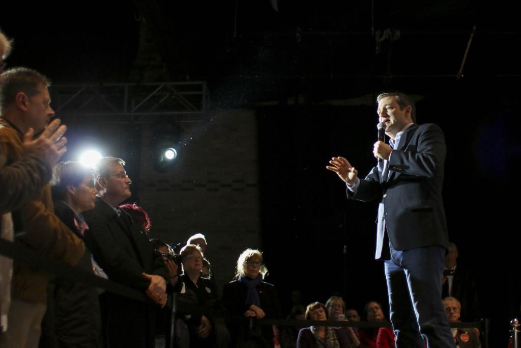 Kimberly Wethal, Ted Cruz, Cruz