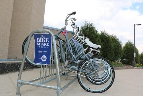 Bike share program relaunched for spring