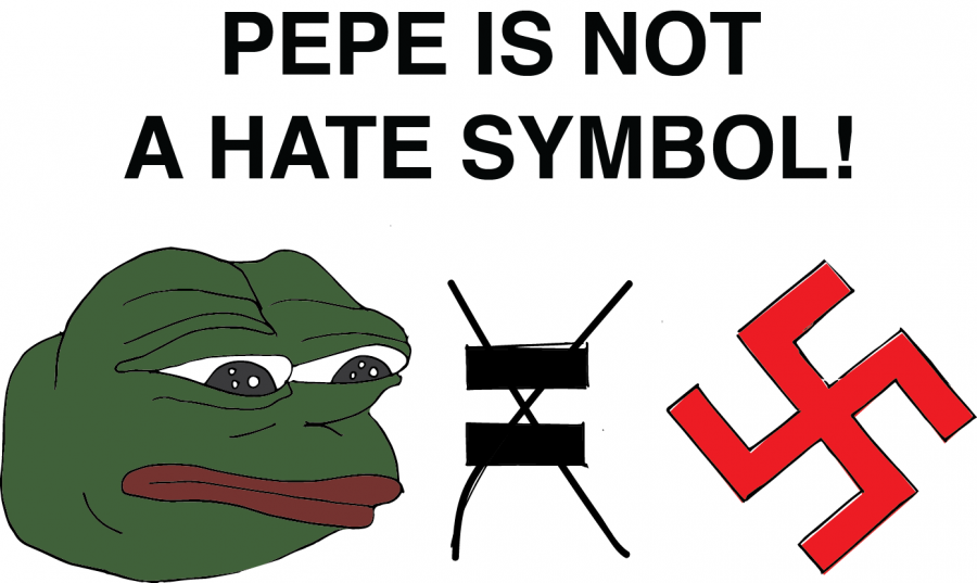 Pepe The Frog Hate Symbol Exposed Royal Purple