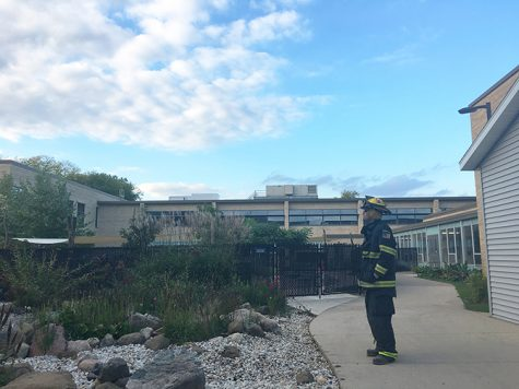 Suspected gas leak sparks evacuation