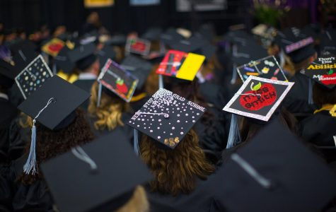 Commencement re-structured due to growing participation