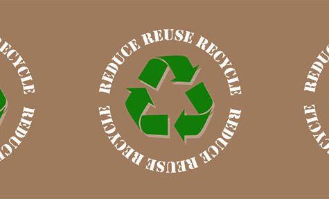 Warhawks recycle sustainable habits