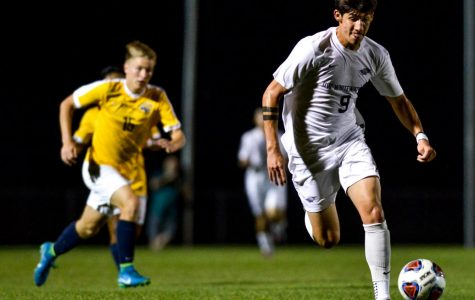Warhawks men's soccer defeats Millikin on Senior Day