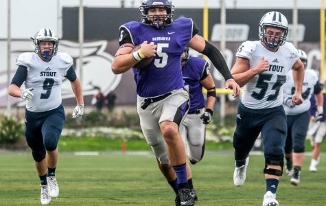 Stout D leads to win over UW-Stout