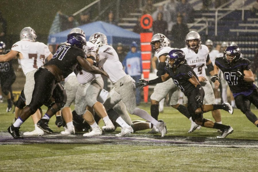 UWW Football wins battle of birds