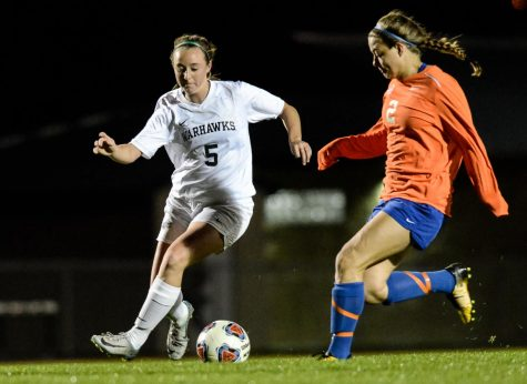 Women's Soccer Oct. 28 recap