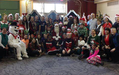 Santa hosts 25th annual breakfast event
