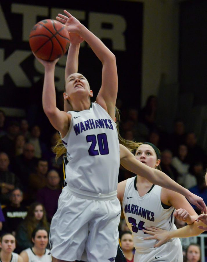 Warhawks women's basketball win WIAC Championship game ...
