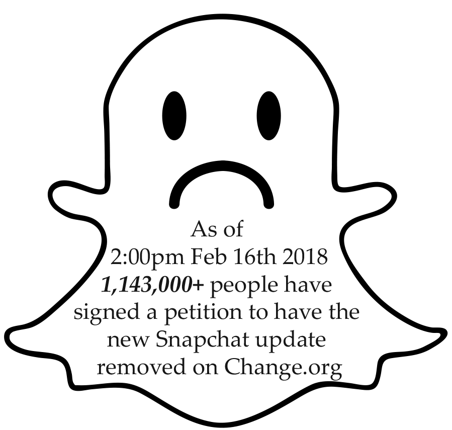 Snapchat botches facelift in latest app update