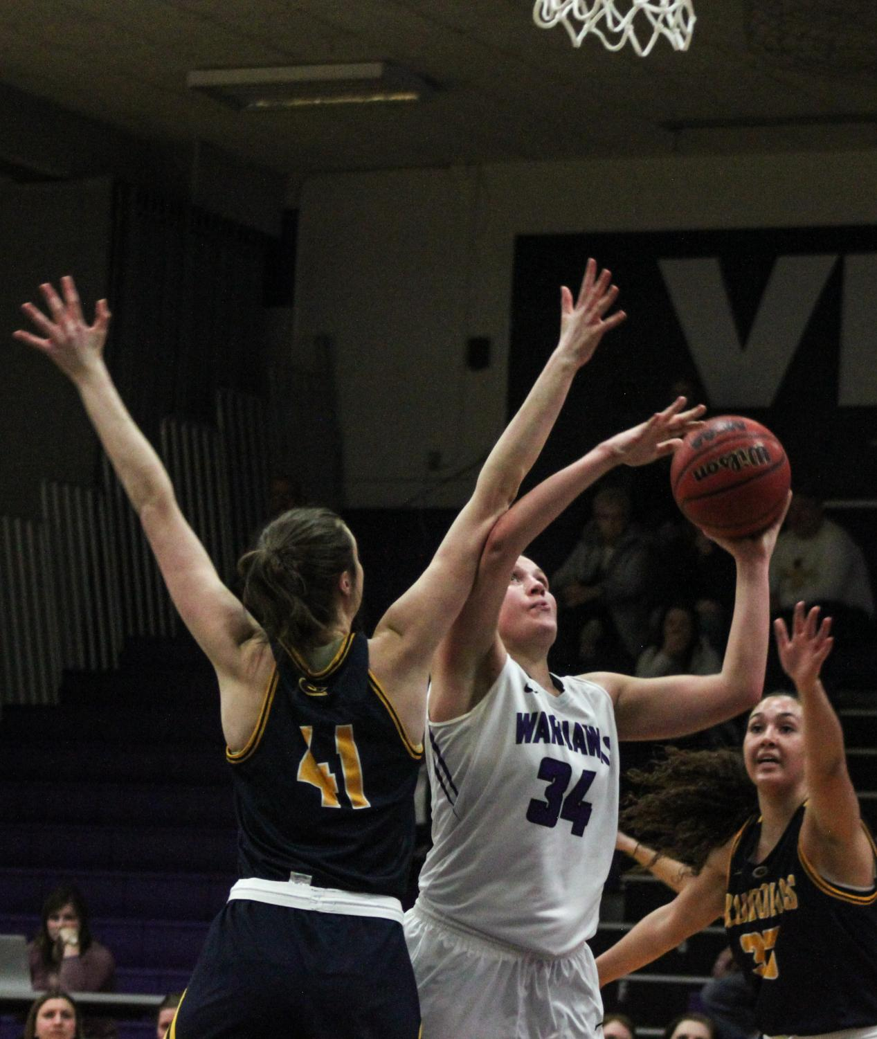 UW-Whitewater vs UW-Eau-Claire in the WIAC Women's ...