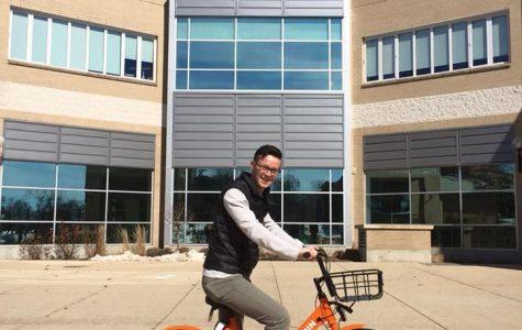 Bike share moves forward
