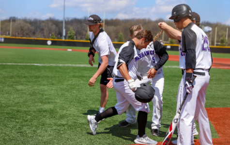 Baseball chains together wins in five of six