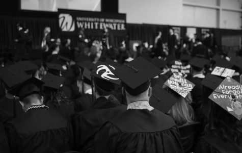 Commencement to be shown in Timmerman auditorium, on campus TV's