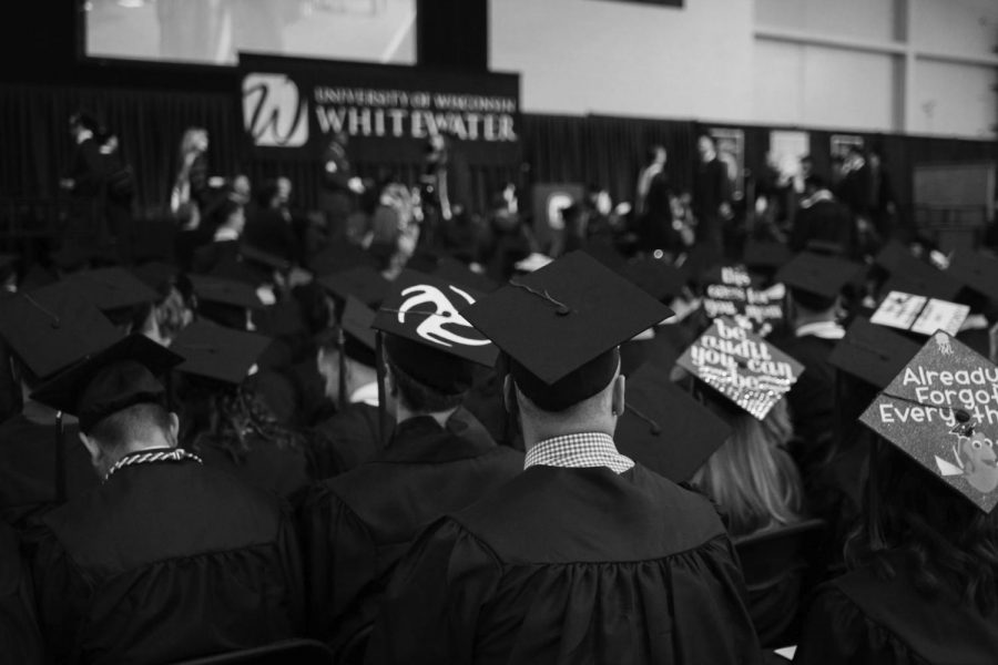 Commencement+to+be+shown+in+Timmerman+auditorium%2C+on+campus+TV%E2%80%99s