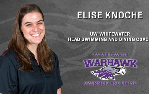 Elise Knoche ready to dive in as head coach