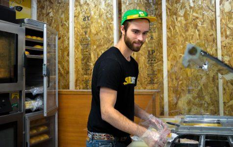 Subway restaurant gets fresh look