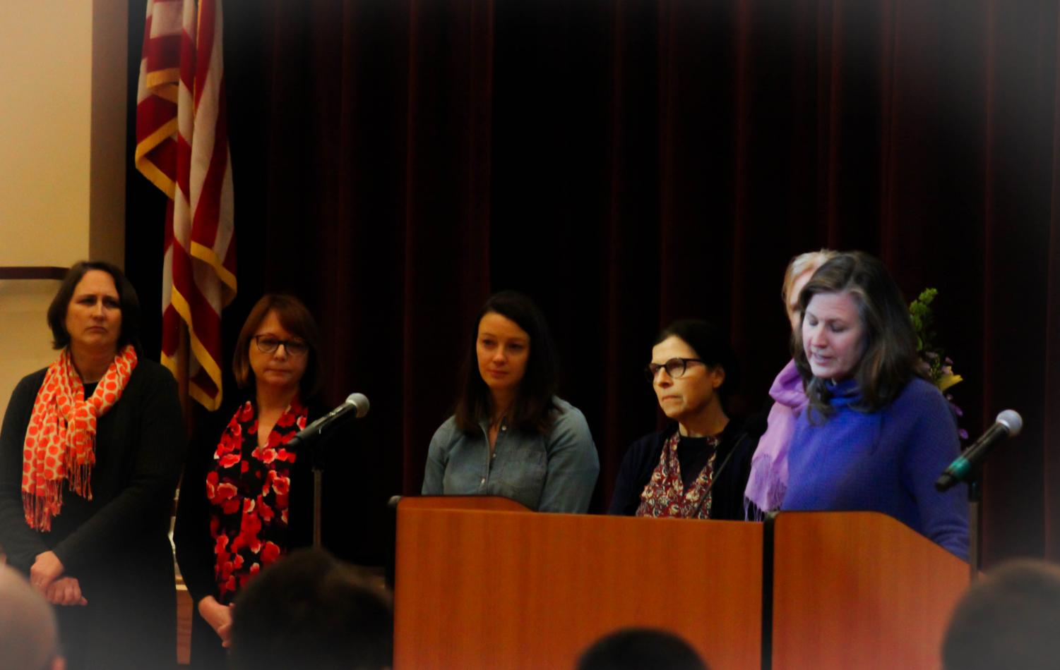 Professor Lucy Heimer and other faculty from the Early Childhood Education program remember Sloniker