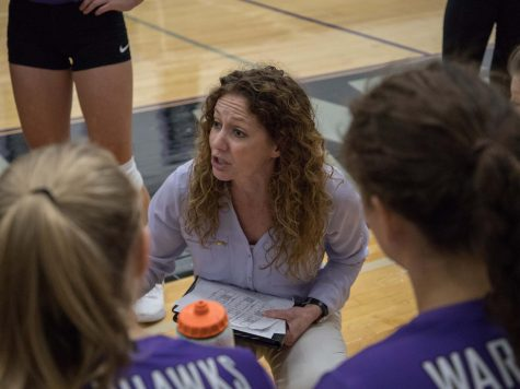 Boudreau spikes her way to 400 career wins