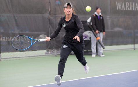 Women's Tennis defeats UW-Oshkosh