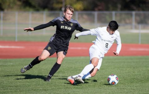 Ceballos and Wirth – Men's soccer's dynamic duo