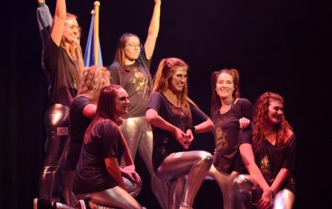 Homecoming Star Search features songs, school spirit