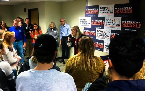 Candidates finish campaign trail at UW-W