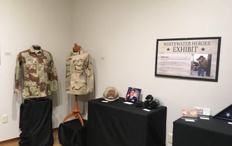 Art exhibit honors veterans