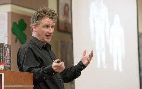 Researcher talks supernatural